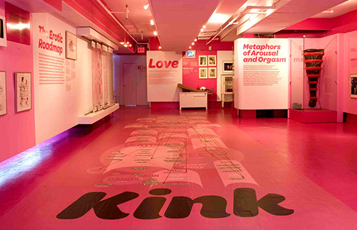 KINK at Museum of Sex