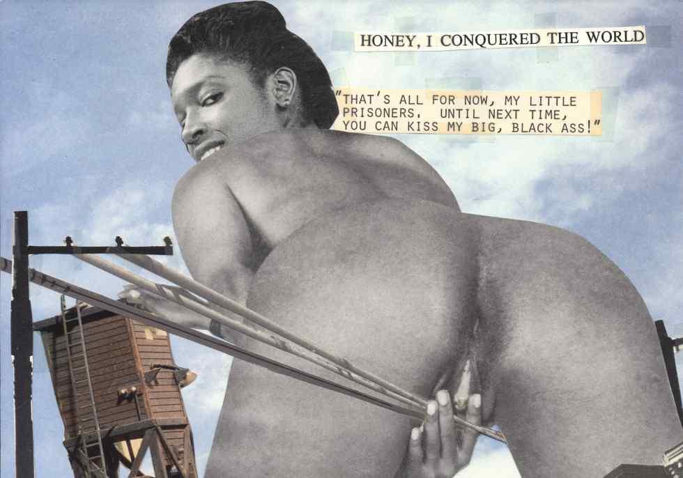 Black Giantess - Ron H
