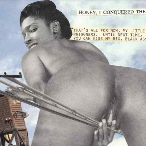 Black Giantess - Ron H